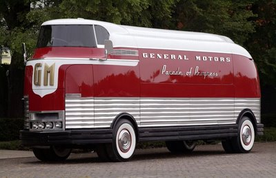 Gm S Futurliner 3 Comes To Kindig It Design For