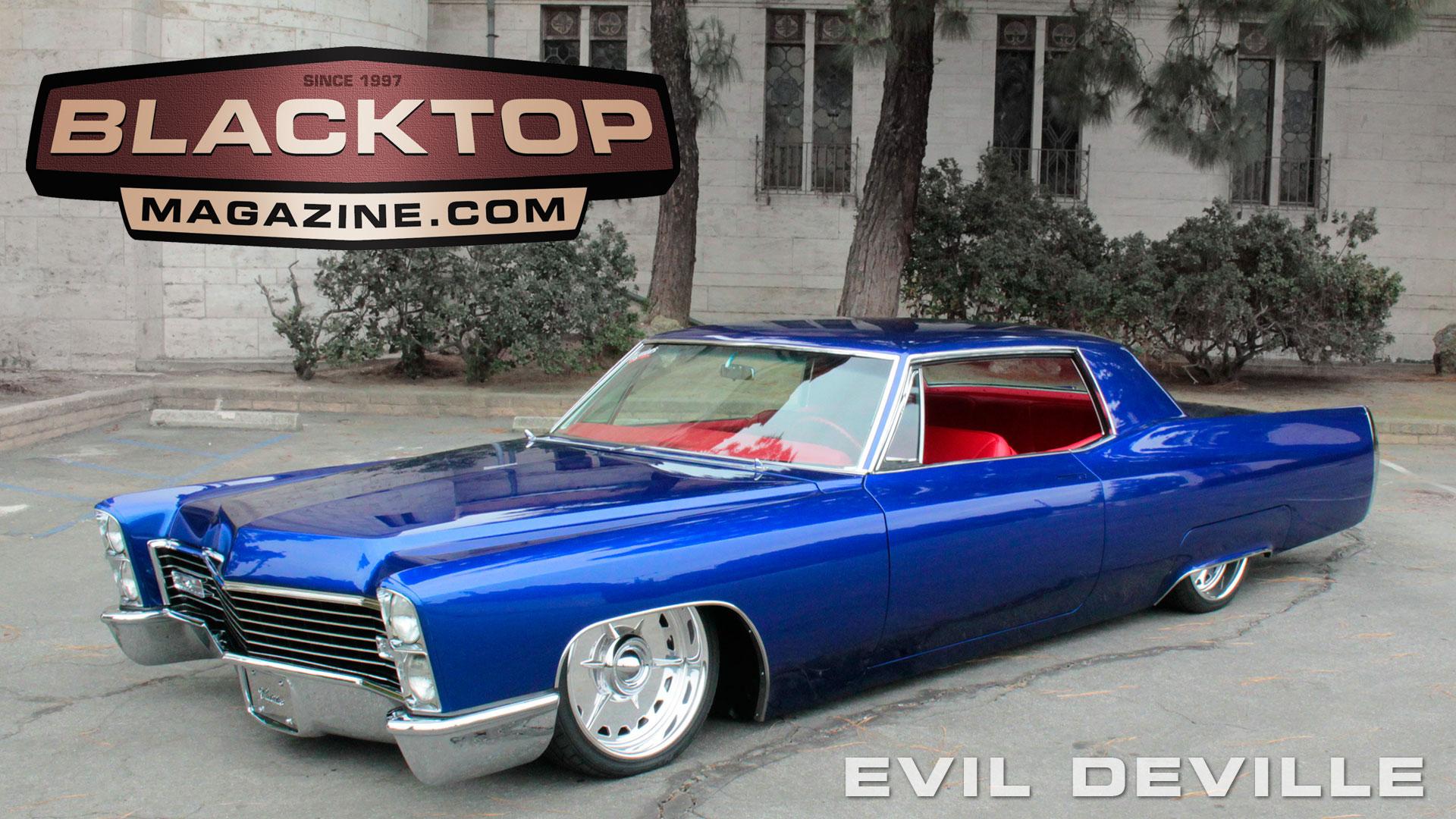 SINISTER Cadillac – Blacktop Magazine